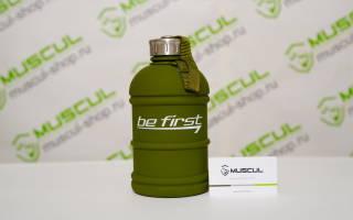 Be First Бутылка для воды Be First 1300 мл TS 1300 отзывы