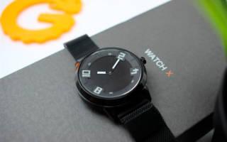 Отзыв о Lenovo Watch X Plus