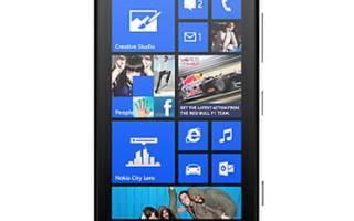 Отзыв о Nokia Lumia 820