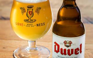 Отзыв о Пиво Duvel