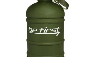 Бутылка для воды Be First 1890 мл Артикул: TS 1890 отзывы
