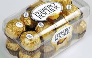 Ferrero отзывы