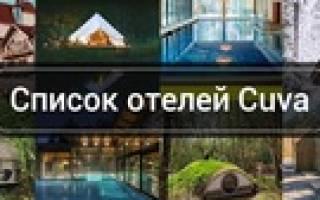 Отзыв о Cuva — подарочные сертификаты на отдых в отелях России