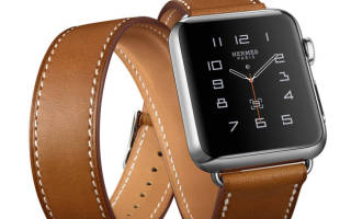 Отзыв о Apple Watch 2 Hermes