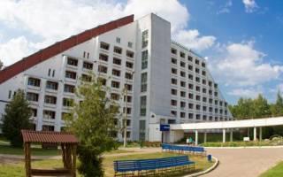Отзыв о Пансионат Верхневолжский, Тверская область