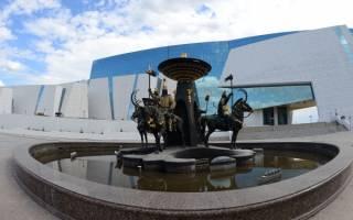 Отзыв о Национальный музей Республики Казахстан