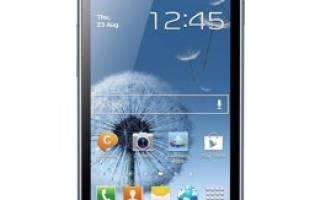 Samsung Galaxy S Duos отзывы