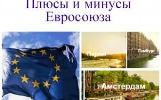 Отзыв об Евросоюз
