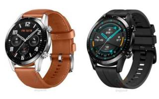Отзыв о Huawei Watch GT 2