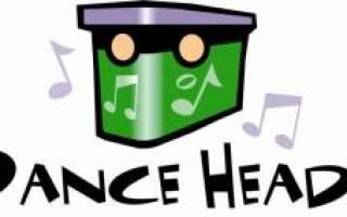 Аттракцион Танцующие головы (Dance Heads) отзывы