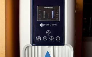 Отзыв о Водородная вода ENHEL WATER