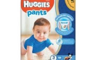 Huggies Pants Boy 5 / 44 pcs отзывы