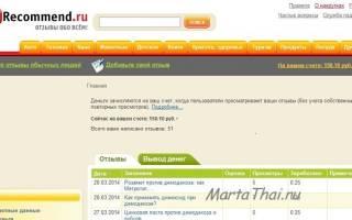 Отзыв о relish.com.ua