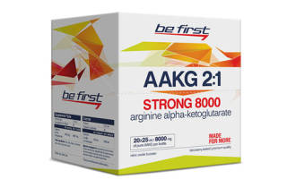 Отзыв о Be first AAKG 2:1 Strong 8000