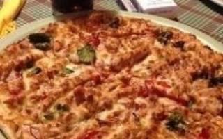 Доставка пиццы Мир Пицц отзывы
