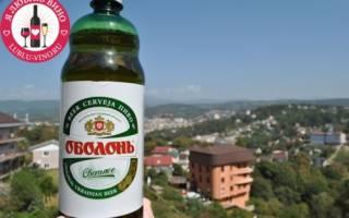 Пиво «Оболонь» отзывы