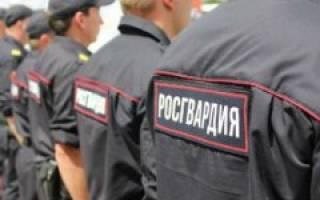 Отзыв о Нацгвардия в РФ