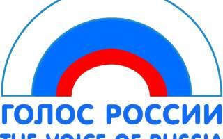 Радиостанция «Голос России» отзывы