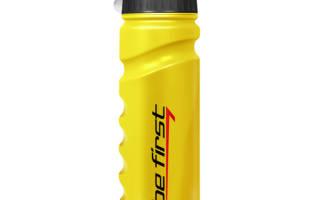 Бутылка для воды Be First 750 мл с крышкой Артикул: 75 отзывы