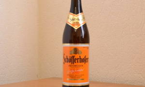 Светлое пиво Schofferhofer Hefeweizen отзывы
