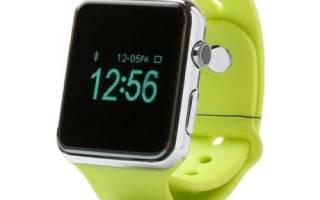 Отзыв о ATRIX Smart Watch E07