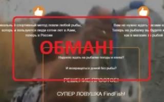 Отзыв о FindFish (findfish.ru) интернет