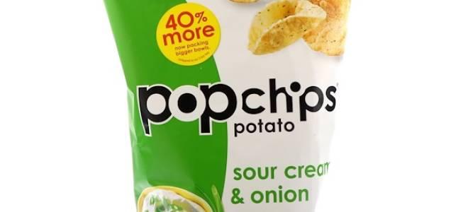 Картофельные чипсы с луком Рapas отзывы