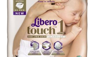 Отзыв о Libero Touch Open 1 / 22 pcs