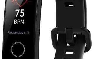 Huawei Honor Band 4 отзывы