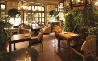 Отзыв о Ресторан The Сад