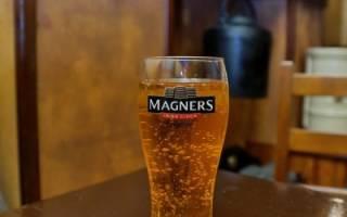Отзыв о Сидр Magners